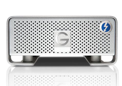 G-Technology lance un disque dur à destination des professionnels