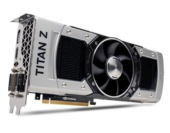 La GeForce GTX Titan Z est sortie et elle coûte près de 3.000 euros