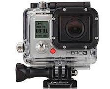 Soldes : 220€ la caméra GoPRO Hero 3 Silver Edition