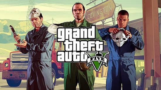 Un excellent jeu à télécharger gratuitement : GTA V