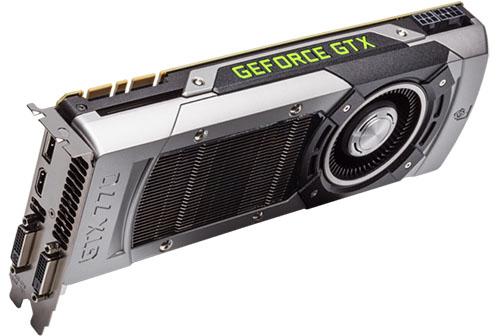 NVIDIA lance la GeForce GTX 770