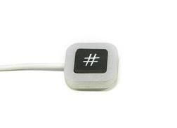 HashKey : l'accessoire ultime pour les accros à Twitter et aux réseaux sociaux ?
