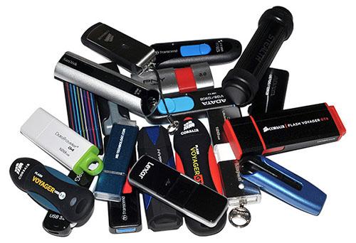 HardWare.fr publie un comparatif de 20 clés USB 3.0 de 128 Go