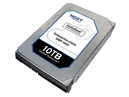 HGST dévoile l'UltraStar Ha10 : un disque dur de 10 To dédié à l'archivage