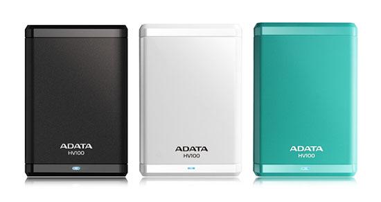ADATA HV100 : un disque dur USB 3.0 résistant d'une capacité de 2 To
