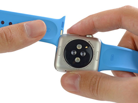iFixit démonte l'Apple Watch