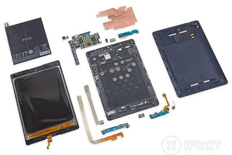 iFixit décortique la tablette Nexus 9 de Google et lui colle un 3 sur 10