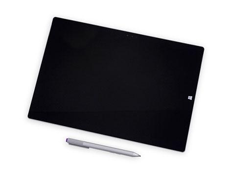 La Surface Pro 3 de Microsoft se fait démonter dans tous les sens du terme