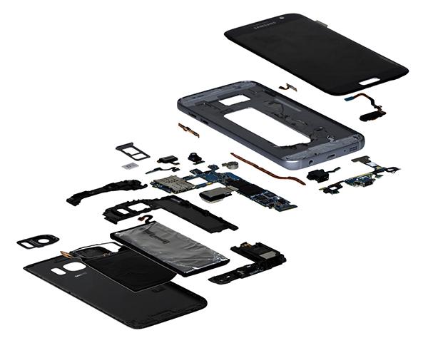 Combien coûte vraiment le Galaxy S7 à fabriquer ?
