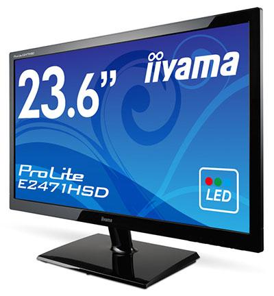 IIyama lance un nouveau moniteur 23 pouces : le ProLite E2471HSD