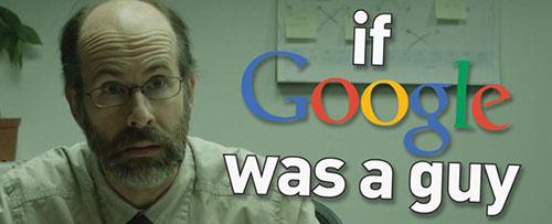 Insolite : Et si Google était une personne réelle ?