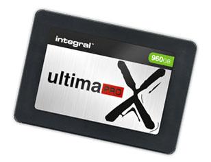 Integral propose un nouveau SSD baptisé Ultima Pro X à base de contrôleur Phison
