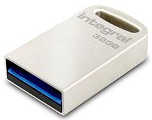 Integral Fusion 3.0 : une clé USB 3.0 rikiki avec des débits de 140 Mo/s