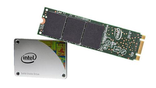 Intel 540 Series : des SSD d'entrée de gamme à mémoire TLC