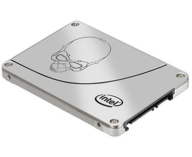 CowCotland teste le SSD Intel 730 Series de 240 Go