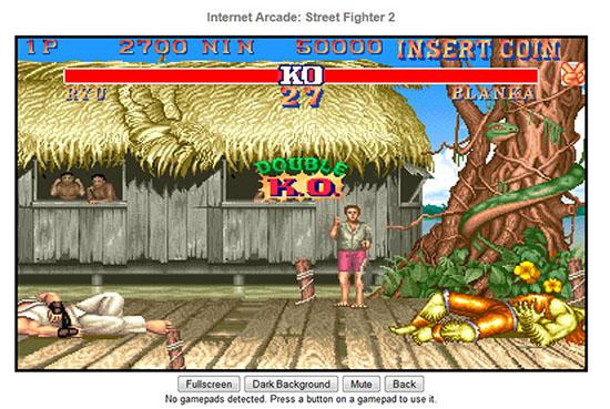 Détente : 900 jeux d'arcade jouables directement dans son navigateur