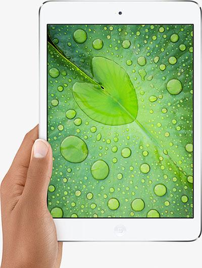 L'iPad Mini Rétina est disponible depuis peu en boutiques