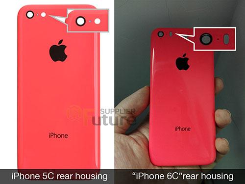 iPhone 6C : voilà les premières photos…
