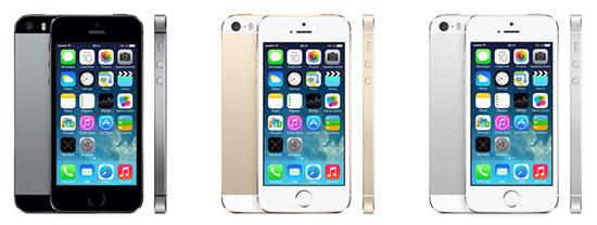 Le smartphone le plus vendu au cours du 1er trimestre est … l'iPhone 5S !