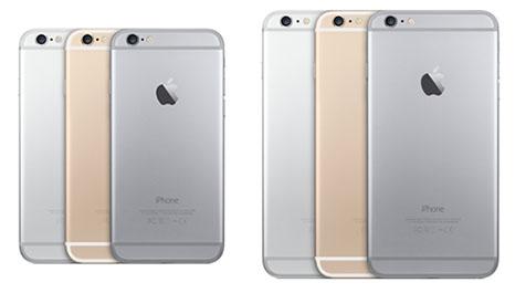 Les iPhone 6 et 6 Plus sont moins chers chez nos voisins frontaliers