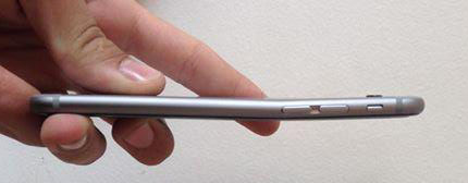 Insolite : une astuce radicale pour redresser un iPhone 6 plié