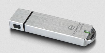 Imation dévoile la IronKey S1000 : une clé USB 3.0 véloce et sécurisée mais chère