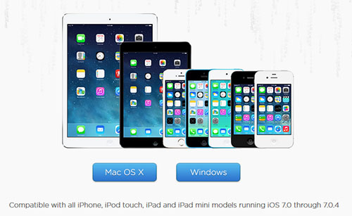 Evasi0n7 1.0.6 peut jailbreaker les appareils sous iOS 7.0.6