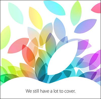 C'est officiel : il y aura bien une keynote Apple mardi prochain