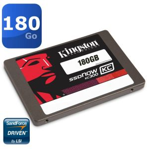 Soldes : 98,99 euros le SSD Kingston KC300 de 180 Go !