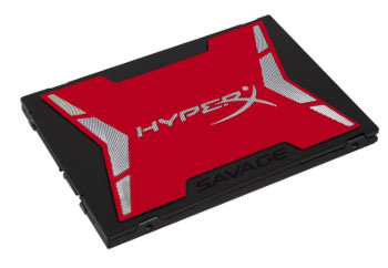 Soldes : le SSD Kingston Hyper X Savage de 480 Go à 125 euros
