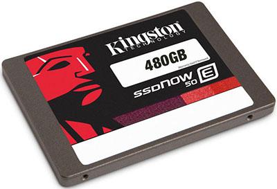 Kingston dévoile les SSD E50 Series à destination des entreprises