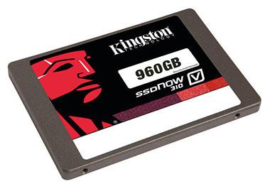 Kingston lance le V310 : un SSD de 960 Go à 593 euros