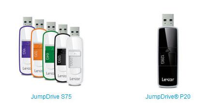 CES 2015 : Lexar dévoile pas moins de cinq nouvelles clés USB 3.0