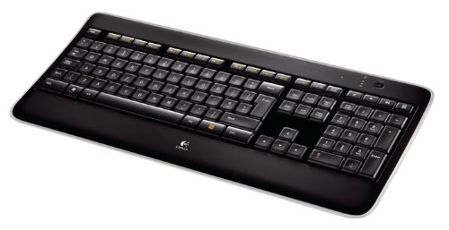 Vente flash : le clavier rétro-éclairé Logitech Wireless Illuminated 800 à seulement 49,90 euros