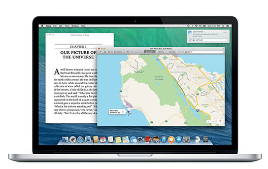 Keynote Apple : Mavericks, MacBook Pro Rétina et Mac Pro