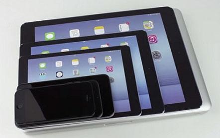 Vidéo comparative : le futur iPad Air Plus VS toute la gamme Apple