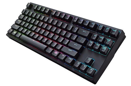 Cooler Master dévoile deux nouveaux claviers pour gamers