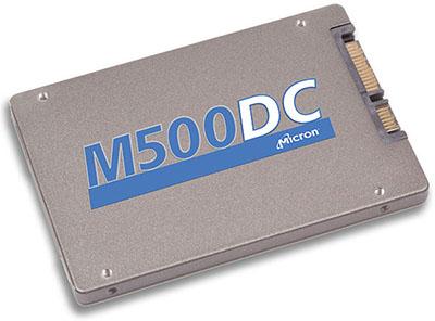 Micron M500DC : un SSD endurant destiné aux entreprises