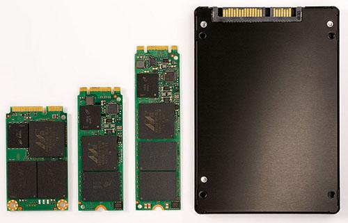 Micron lance les SSD M600 à destination des OEM