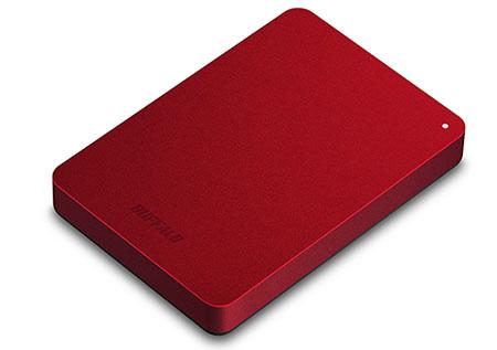 Buffalo ajoute deux nouveaux HDD portables à son catalogue : les MiniStation Safe et DDR3