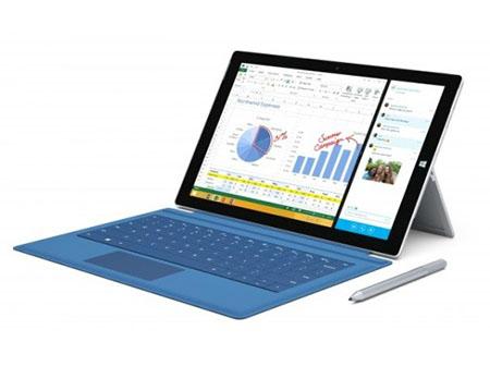 Microsoft dévoile la Surface Pro 3 (maj : les prix en France)