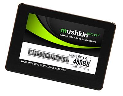 Mushkin présente un nouveau SSD SandForce SF-2200