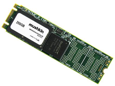 Mushkin sort un SSD au format M.2. offrant de 120 à 500 Go de stockage
