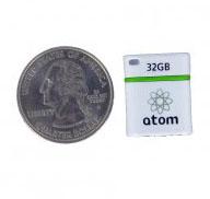 Mushkin lance la clé Atom, une clé USB 3.0 rikiki de 2 cm !