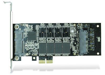 MX Technology lance son premier SSD au format PCI Express