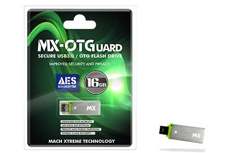 MX-OTGuard : une clé OTG sécurisée et à la norme USB 3.0
