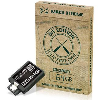 Mach Xtreme dégaine le MX-DIY : un SSD SATA tout rikiki !