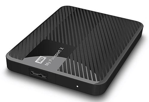 Western Digital dévoile un disque dur USB 3.0 de 2 To : le My Passport X
