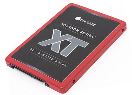 Corsair dévoile les SSD Neutron XT à base de contrôleur Phison PS3110 (Maj : les prix)