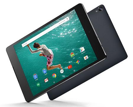 MAJ : La Nexus 9 est maintenant réellement dispo à la vente